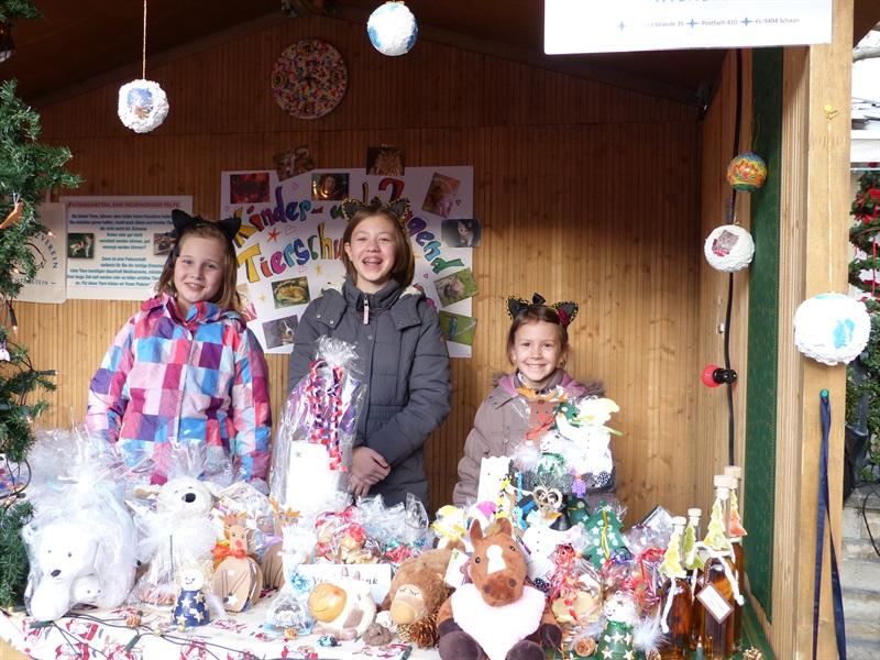 Weihnachtsmarkt am 13./14. Dezember 2014 in Vaduz