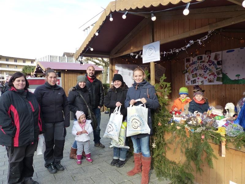 Weihnachtsmarkt in Vaduz 2015