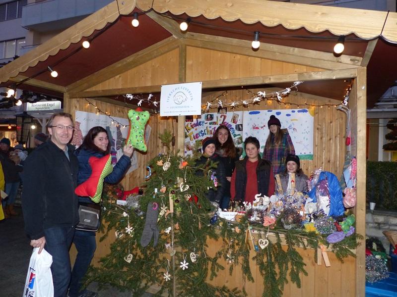 Vaduzer Weihnachtsmarkt 2015