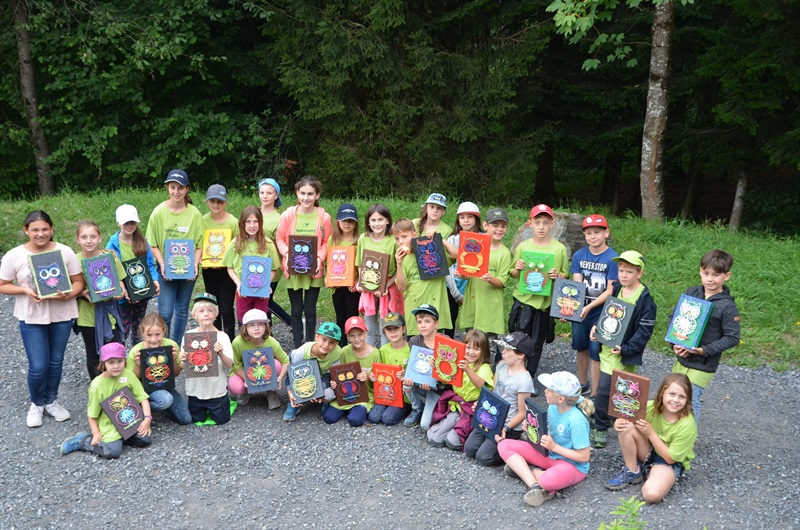 Natur - Camp Birka 2019